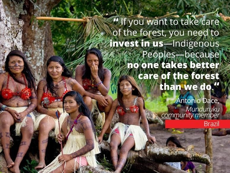Indigenous people and the 2030agenda