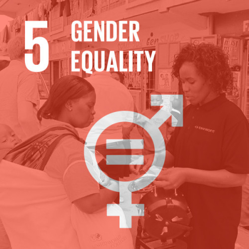 Achieve Gender Equality to Deliver theSDGs