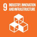 SDG-goals_Goal-09 Idustry, Innovation & Infrastructure