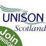 Unison Scotland Logo